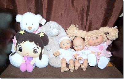 Project 365-030: Violet's Babies