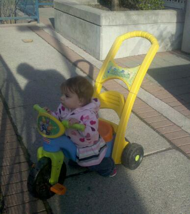 Project 365-102: Born to Ride