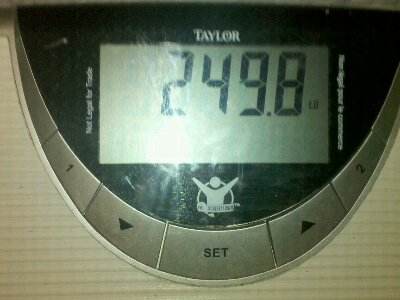 Project 365-173: 20 Pounds and count…
