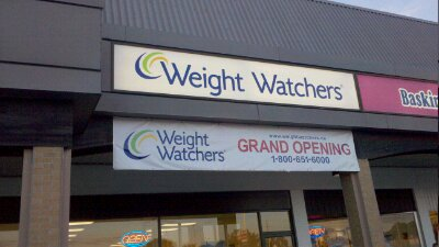 Project 365-258: Joining Weight Watchers