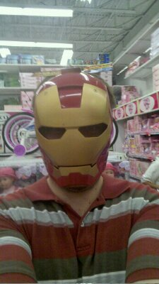Project 365-262: I am Ironman