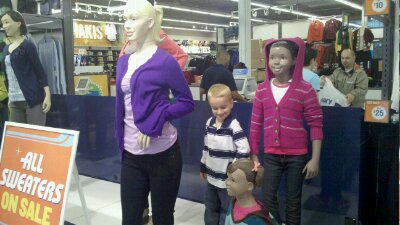 Project 365-278: There's something about the Manikins.