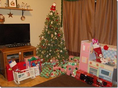 Project 365-358: Santa Came