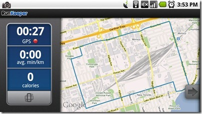 Mobile Mondays: RunKeeper