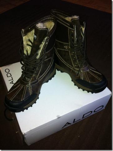 POD: Winter Boots?