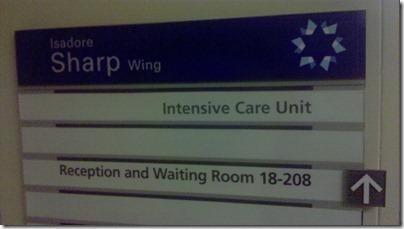 POD: Intensive Care