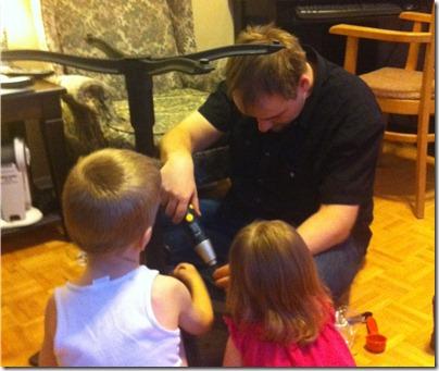 POD: Helping Daddy