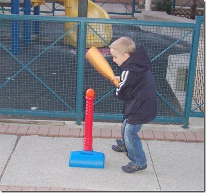 POD: Batting Practice