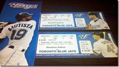 POD: Jays Tickets