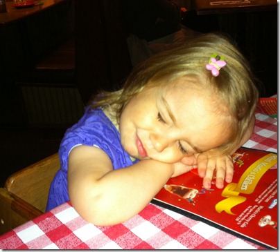 POD: Dinner Time Snooze