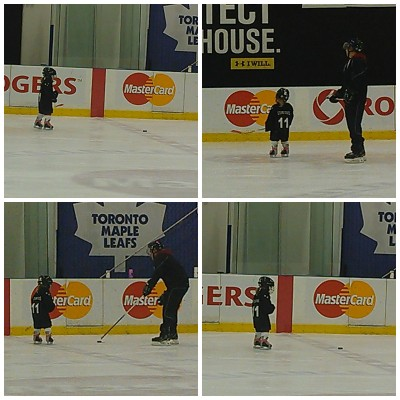 Violet'sHockeyPractice