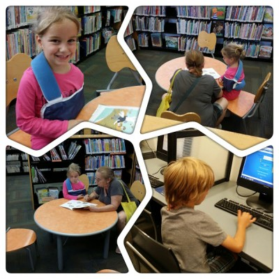 LibraryVisit