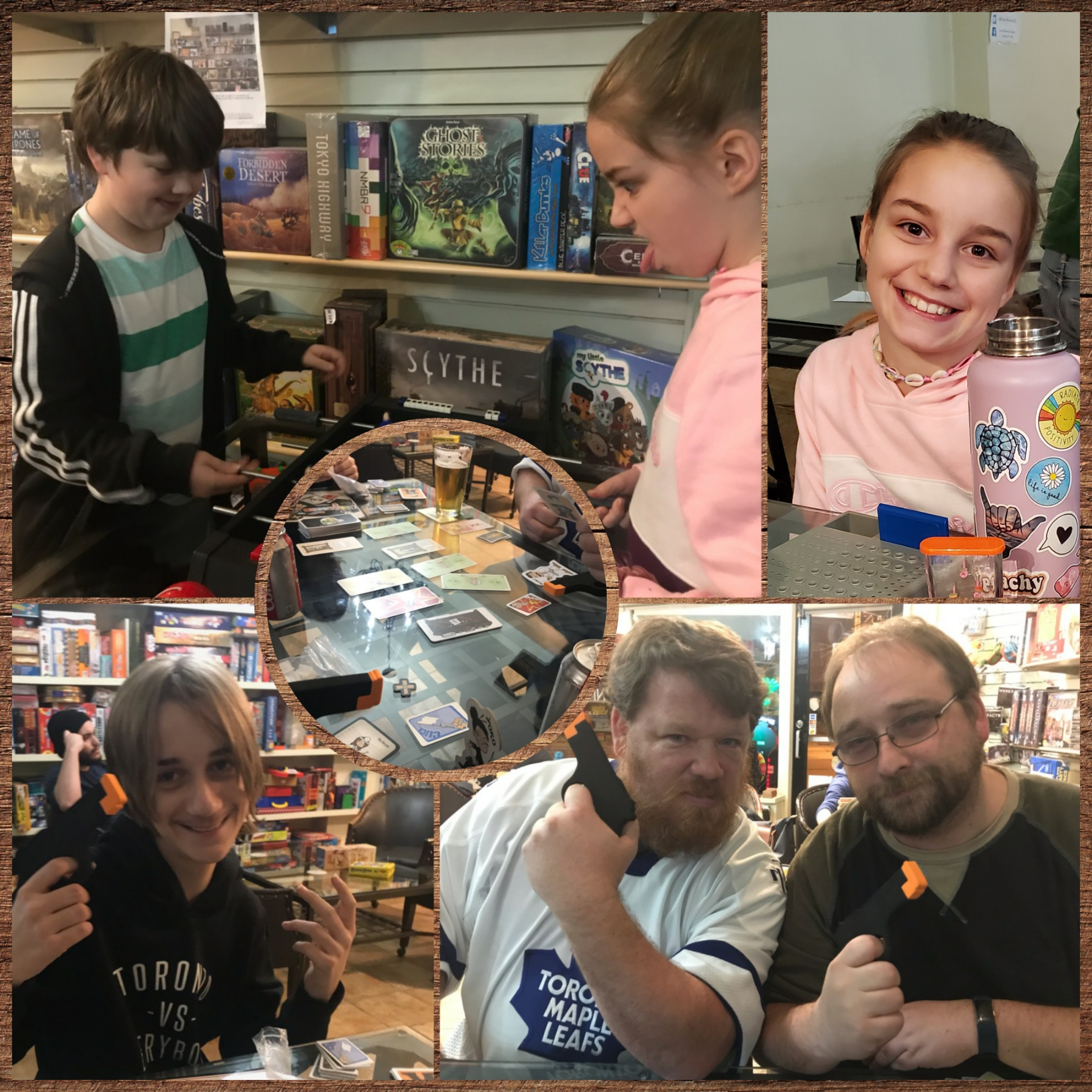 POD: Board Games with Friends